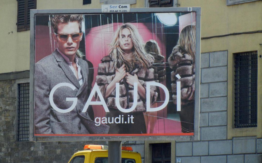 Gaudì  – Pitti immagine