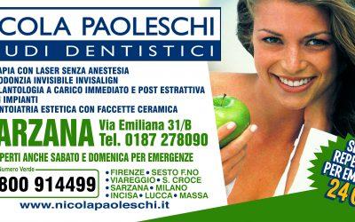 Studi dentistici Dr. Paoleschi